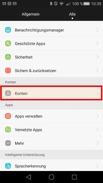 Caldav Android