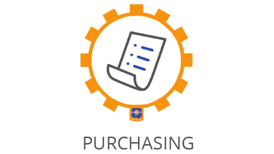 ERP Purchase Management