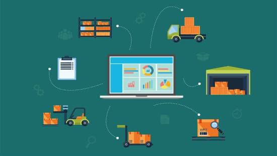 ERP Warehouse Management